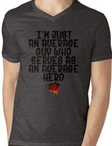 One Punch Man Saitama Quote Mens V-Neck T-Shirt