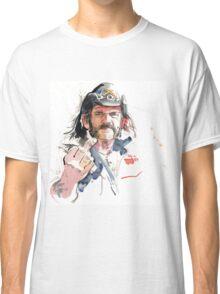 Lemmy. Lead singer of Motorhead. Classic T-Shirt