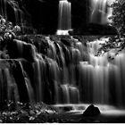 Purakaunui Waterfall...........South Island...........New Zealand by Imi Koetz