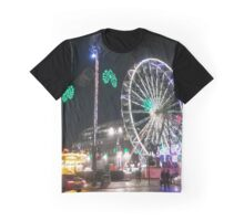 Christmas in George Square Graphic T-Shirt