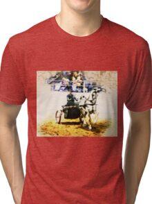 High Stepper Tri-blend T-Shirt