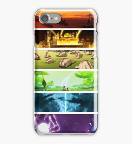 Korra Spirits (Any Color!) iPhone Case/Skin
