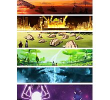 Korra Spirits (Any Color!) Photographic Print