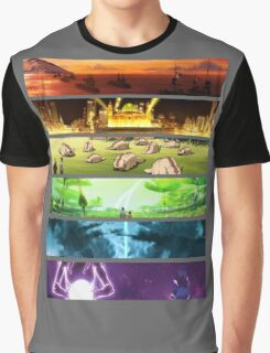 Korra Spirits (Any Color!) Graphic T-Shirt