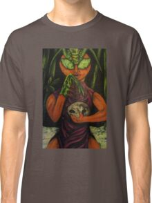 """Miss Morphing Mantis"" Classic T-Shirt"