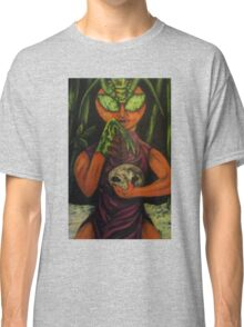 """Miss Morphing Mantis"" Classic T-Shirt"