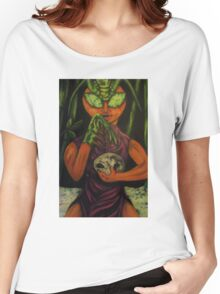 """""""Miss Morphing Mantis"""" Women's Relaxed Fit T-Shirt"""