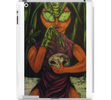 """Miss Morphing Mantis"" iPad Case/Skin"