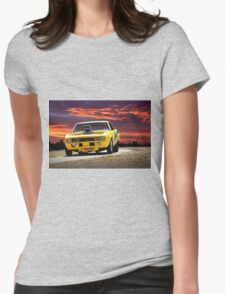 1965 Chevrolet Camaro 'Pro Street' Womens Fitted T-Shirt