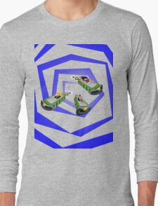 Day of the Tentacle - Time Machine  Long Sleeve T-Shirt