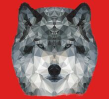 The Wolf Baby Tee