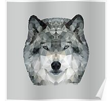 The Wolf Poster