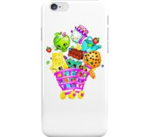 Shopkins basket iPhone Case/Skin