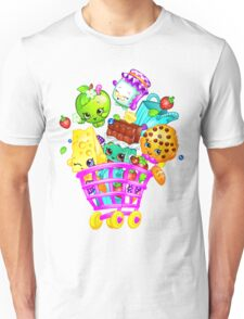 Shopkins basket Unisex T-Shirt