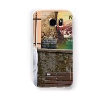 Man And His Passion Samsung Galaxy Case/Skin