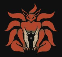 9 Tailed Shinobi by Bigmom