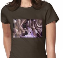 War in the Psyche Womens Fitted T-Shirt