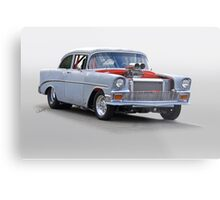 1956 Chevrolet 'All Business' Coupe II Metal Print