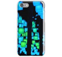 Cube Lights  iPhone Case/Skin