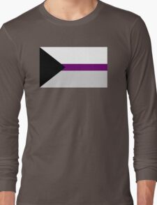 Demisexual Pride Long Sleeve T-Shirt