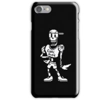 "Undertale: Papyrus ""Cool dude"" iPhone Case/Skin"