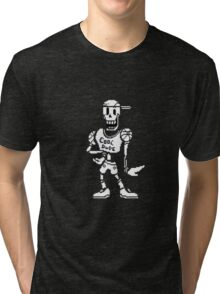 "Undertale: Papyrus ""Cool dude"" Tri-blend T-Shirt"