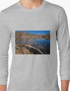 Clear Cool Water Long Sleeve T-Shirt