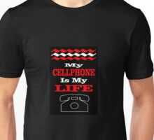 Cellphone Unisex T-Shirt