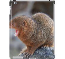 Common Dwarf Mongoose iPad Case/Skin