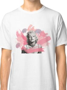 Marilyn Monroe- Celebrity watercolour  Classic T-Shirt