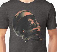 SPACE SKULL NOIR Unisex T-Shirt