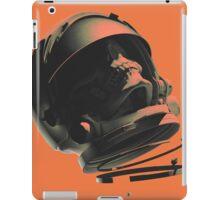 SPACE SKULL NOIR iPad Case/Skin