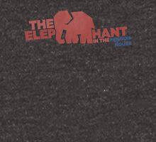 Finding Carter - elephant in the penguin house Unisex T-Shirt