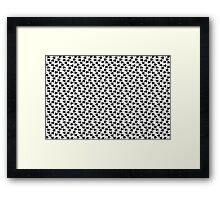 Tesspiderllation Framed Print