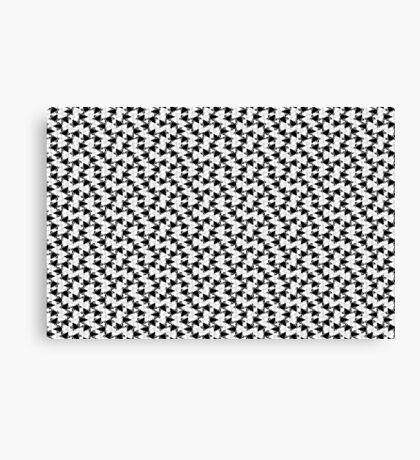 Tesspiderllation Canvas Print