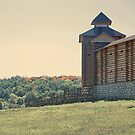 A wooden fortress by VallaV