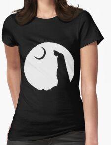 Batman Womens Fitted T-Shirt