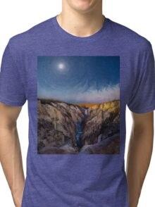 Artist's Point Sunrise Tri-blend T-Shirt