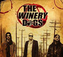 Winery Dogs by Ben Stevenson