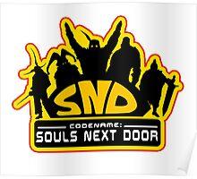 Codename: Souls Next Door Poster