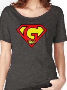 Super G Ma Women's Relaxed Fit T-Shirt