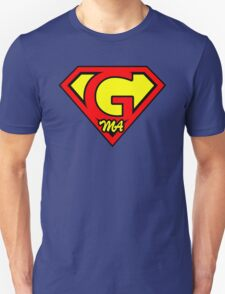 Super G Ma Unisex T-Shirt