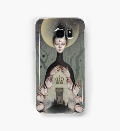 Divinity is Within Us  Samsung Galaxy Case/Skin