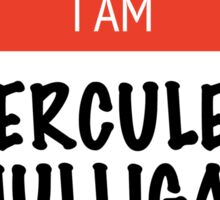 Hercules Mulligan Sticker