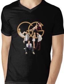 Gossip Girl Mens V-Neck T-Shirt