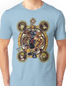 Kingdom Hearts Sora stained glass Unisex T-Shirt