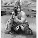 Celtic Warrior by David J. Vanderpool