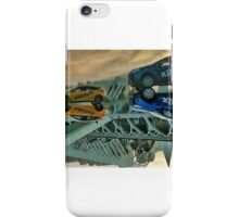 The art of parking.... iPhone Case/Skin