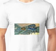 The art of parking.... Unisex T-Shirt