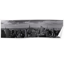 NYC Panorama Poster